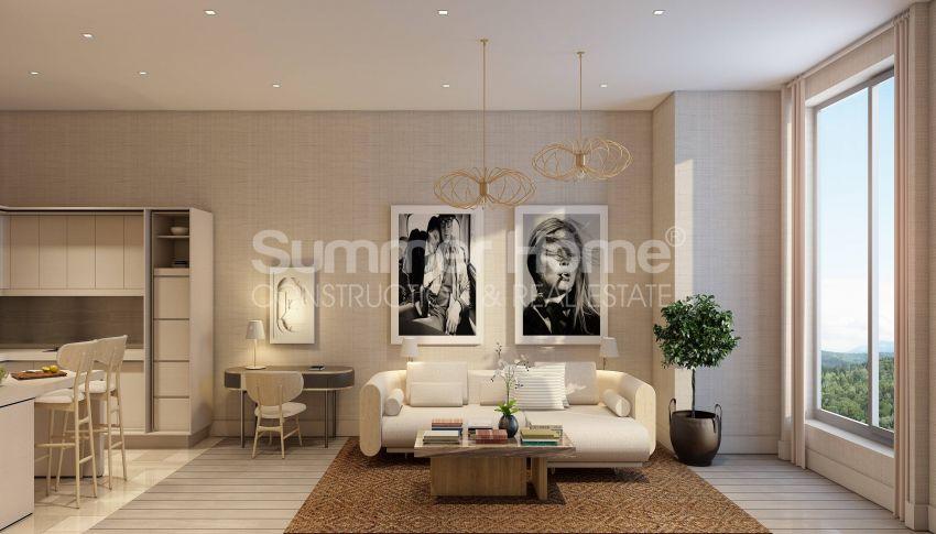 伊斯坦布尔市中心的设计豪华的城市美景公寓 interior - 12