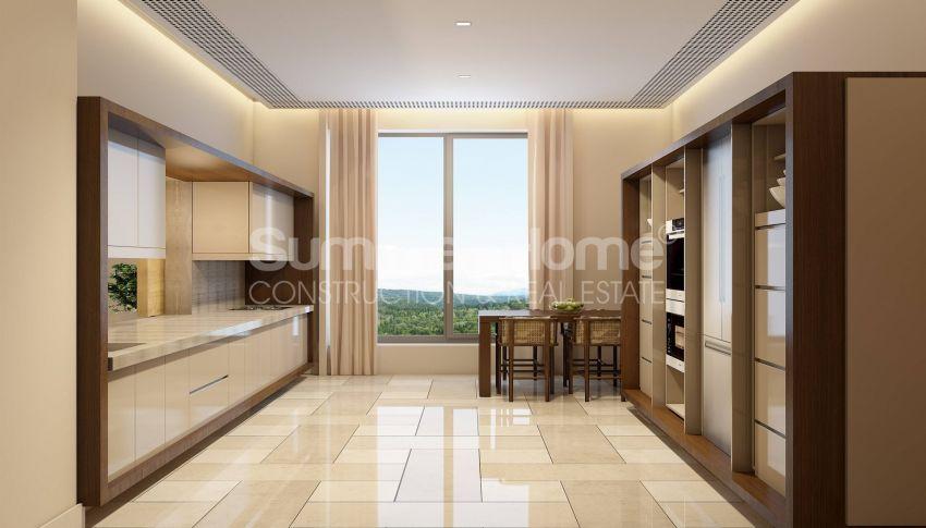 伊斯坦布尔市中心的设计豪华的城市美景公寓 interior - 14
