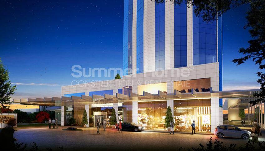 伊斯坦布尔的高速发展地区——Basin Express地区的高档豪华公寓 general - 5