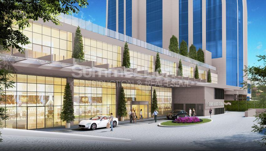 伊斯坦布尔的高速发展地区——Basin Express地区的高档豪华公寓 general - 7