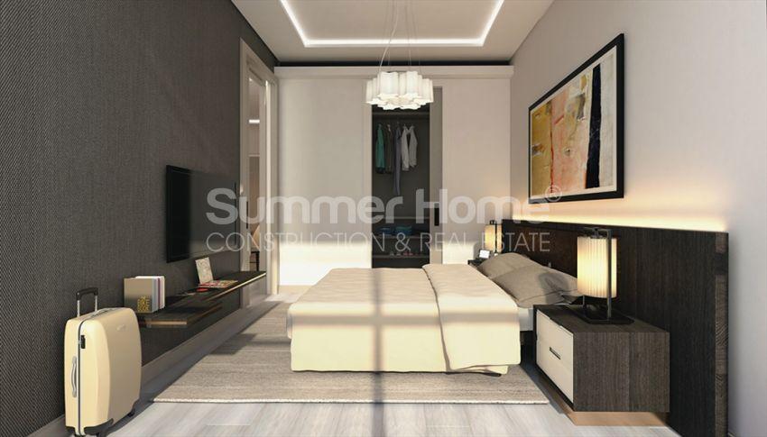 伊斯坦布尔的高速发展地区——Basin Express地区的高档豪华公寓 interior - 11