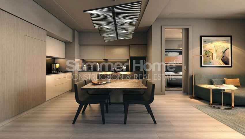 伊斯坦布尔的高速发展地区——Basin Express地区的高档豪华公寓 interior - 13