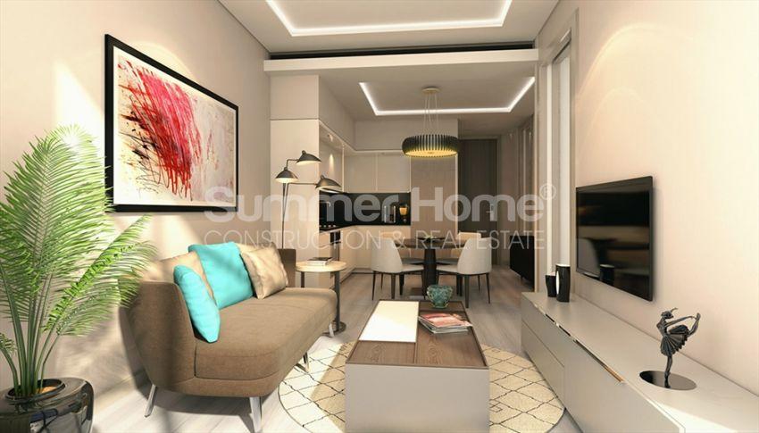 伊斯坦布尔的高速发展地区——Basin Express地区的高档豪华公寓 interior - 14