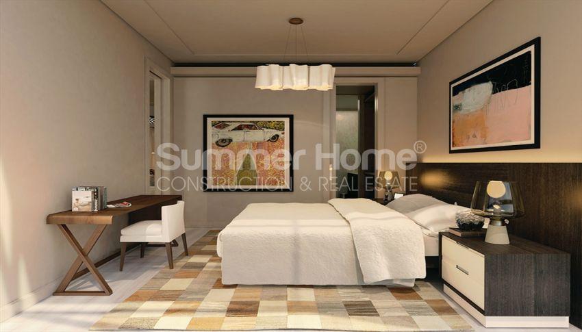伊斯坦布尔的高速发展地区——Basin Express地区的高档豪华公寓 interior - 15