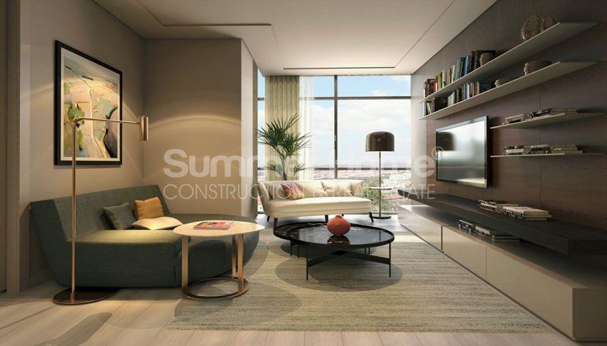 伊斯坦布尔的高速发展地区——Basin Express地区的高档豪华公寓 interior - 16