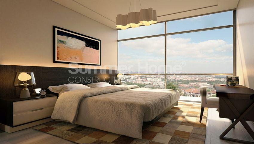 伊斯坦布尔的高速发展地区——Basin Express地区的高档豪华公寓 interior - 18