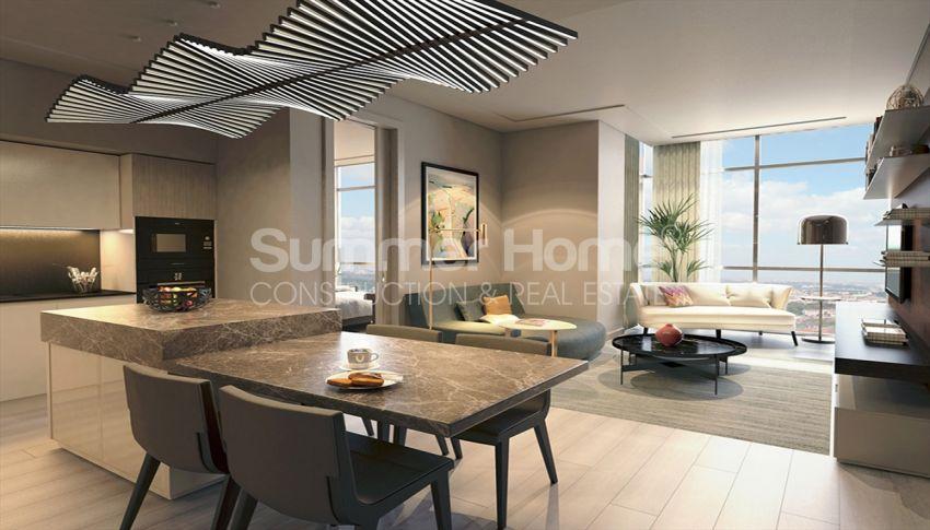 伊斯坦布尔的高速发展地区——Basin Express地区的高档豪华公寓 interior - 21