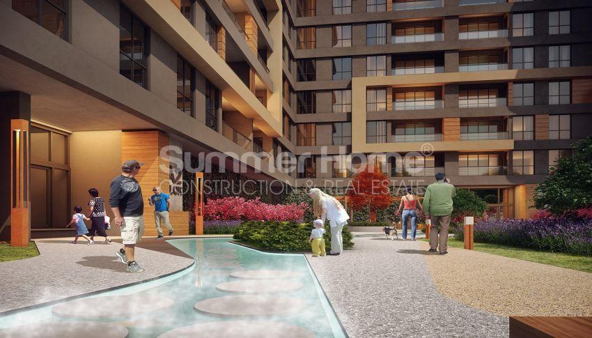 آپارتمان دوست داشتنی در نزدیکی همه امکانات در منطقه جذاب استانبول general - 2