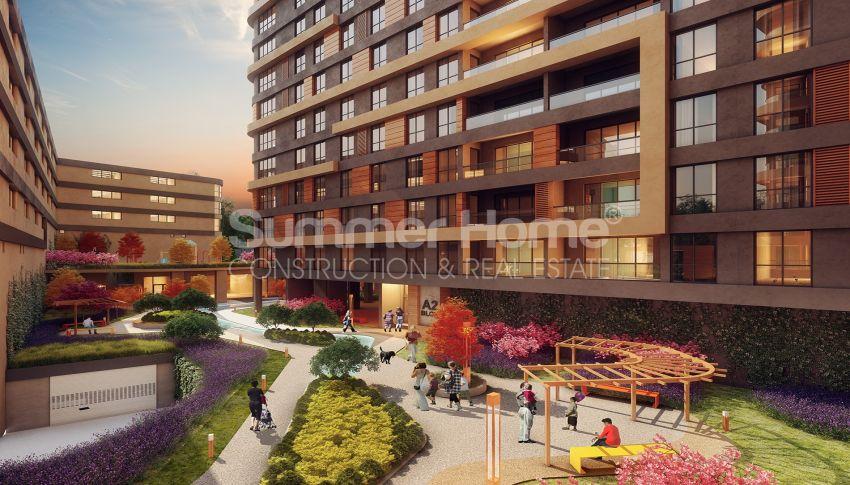 آپارتمان دوست داشتنی در نزدیکی همه امکانات در منطقه جذاب استانبول general - 3