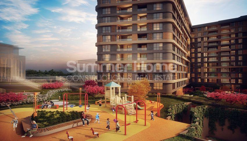 آپارتمان دوست داشتنی در نزدیکی همه امکانات در منطقه جذاب استانبول general - 4