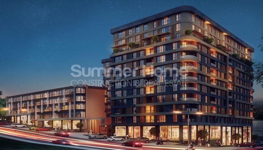 آپارتمان دوست داشتنی در نزدیکی همه امکانات در منطقه جذاب استانبول general - 5