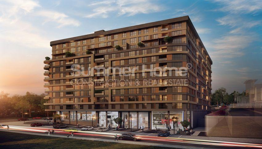 آپارتمان دوست داشتنی در نزدیکی همه امکانات در منطقه جذاب استانبول general - 6