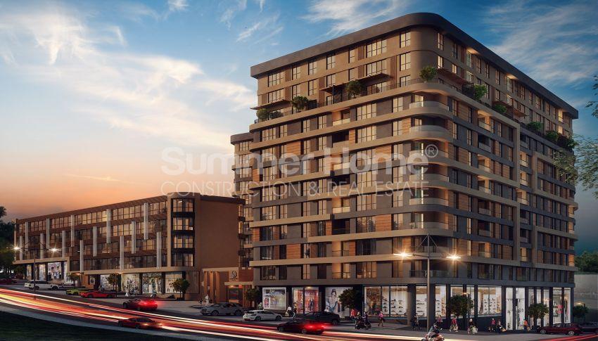 آپارتمان دوست داشتنی در نزدیکی همه امکانات در منطقه جذاب استانبول general - 8