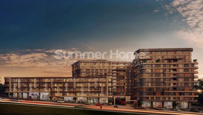 آپارتمان دوست داشتنی در نزدیکی همه امکانات در منطقه جذاب استانبول general - 11
