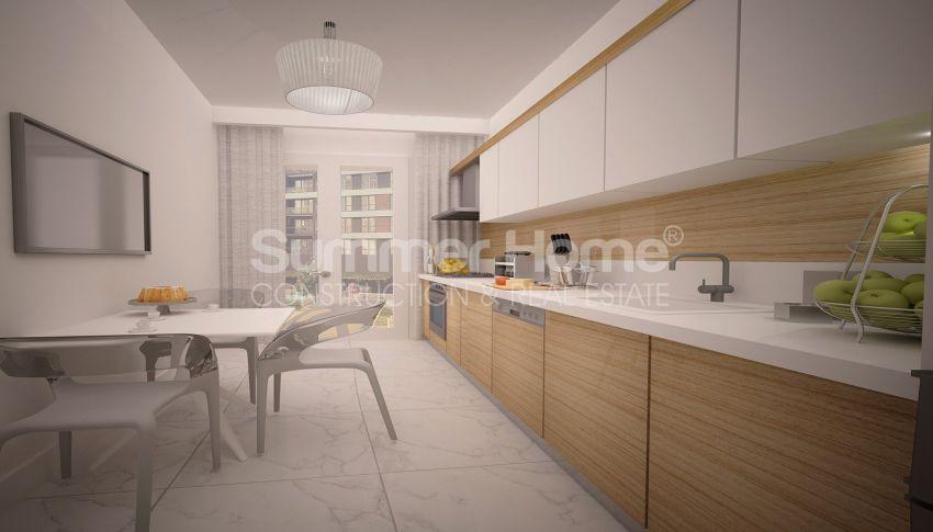 آپارتمان دوست داشتنی در نزدیکی همه امکانات در منطقه جذاب استانبول interior - 12