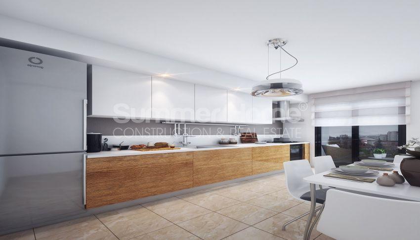 آپارتمان دوست داشتنی در نزدیکی همه امکانات در منطقه جذاب استانبول interior - 14