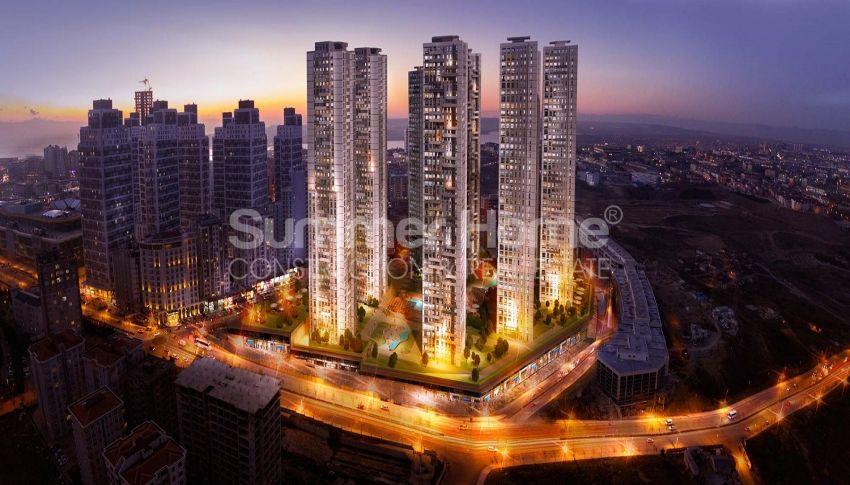 Nouveaux appartements de luxe à prix avantageux dans le centre d'Istanbul general - 1