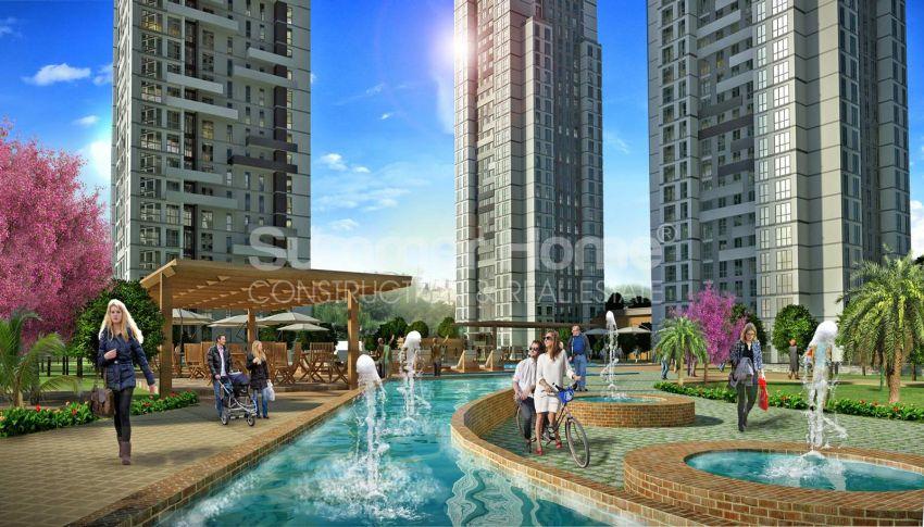 Nouveaux appartements de luxe à prix avantageux dans le centre d'Istanbul general - 2