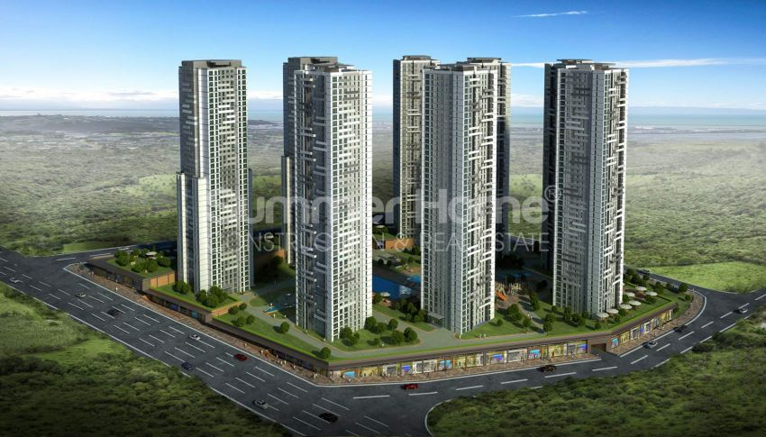 Nouveaux appartements de luxe à prix avantageux dans le centre d'Istanbul general - 3