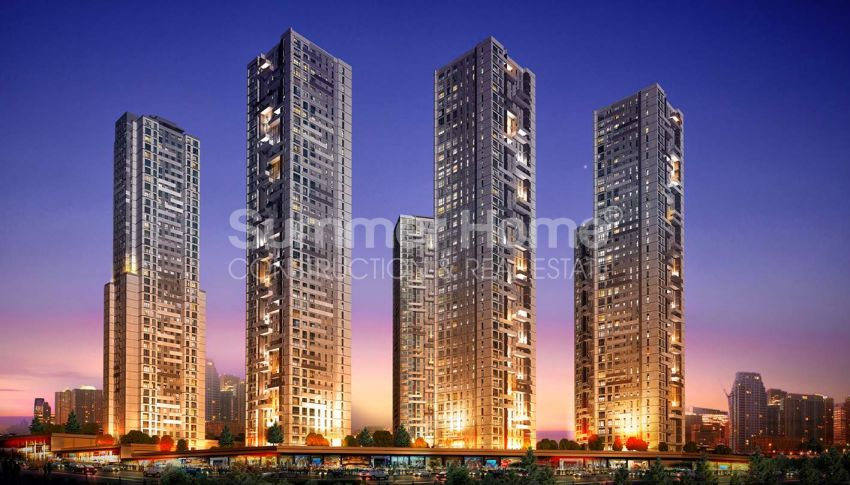 Nouveaux appartements de luxe à prix avantageux dans le centre d'Istanbul general - 4