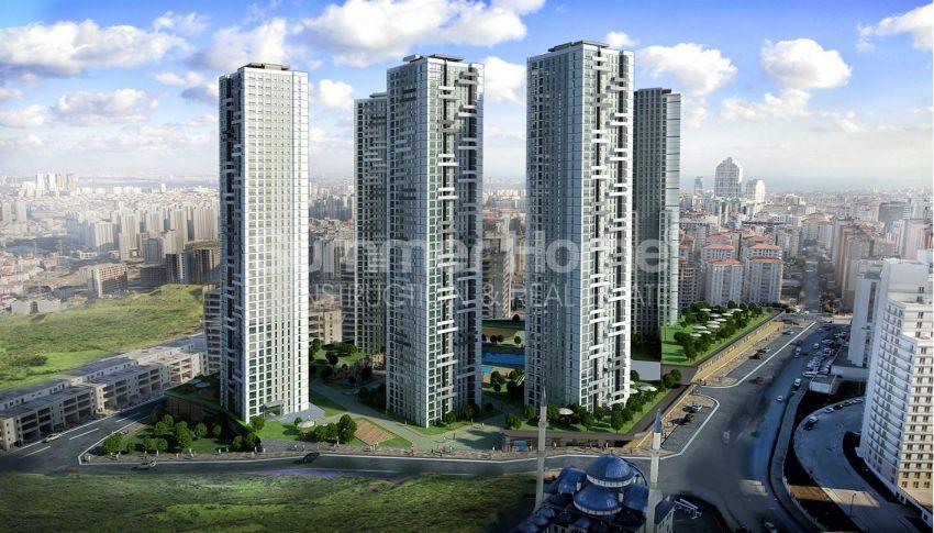 Nouveaux appartements de luxe à prix avantageux dans le centre d'Istanbul general - 5