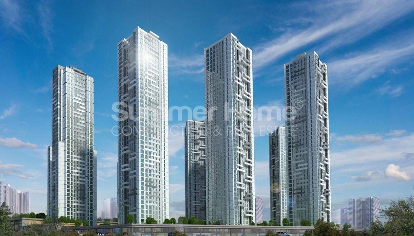 Nouveaux appartements de luxe à prix avantageux dans le centre d'Istanbul general - 6