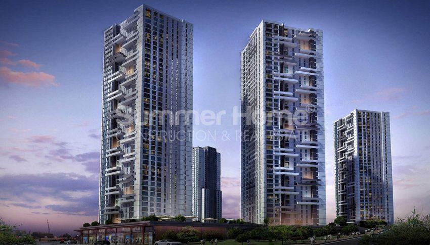 Nouveaux appartements de luxe à prix avantageux dans le centre d'Istanbul general - 7