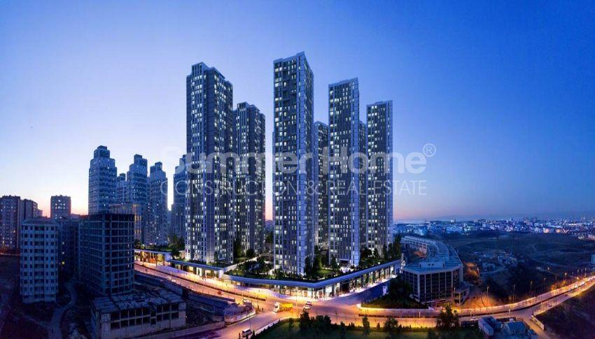 Nouveaux appartements de luxe à prix avantageux dans le centre d'Istanbul general - 8