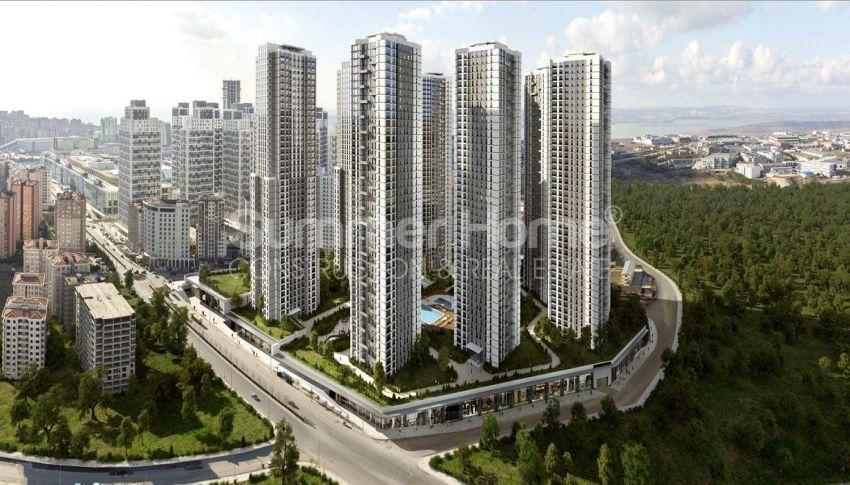 Nouveaux appartements de luxe à prix avantageux dans le centre d'Istanbul general - 9