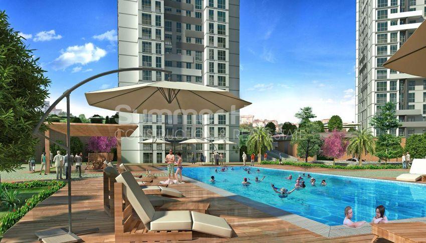 Nouveaux appartements de luxe à prix avantageux dans le centre d'Istanbul general - 10
