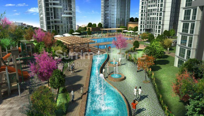 Nouveaux appartements de luxe à prix avantageux dans le centre d'Istanbul general - 11