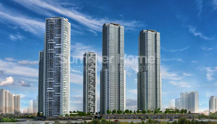 Nouveaux appartements de luxe à prix avantageux dans le centre d'Istanbul general - 12