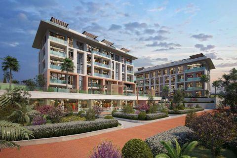 Potpuno novi apartmani s pogledom na Istanbulsko primorje od 360 stupnjeva