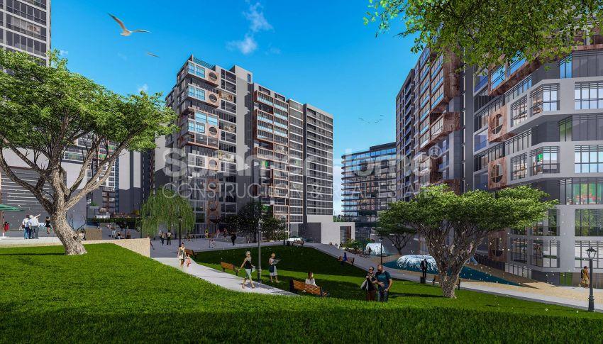 Appartements de haut standing à proximité de toutes les commodités dans le centre d'Istanbul general - 1