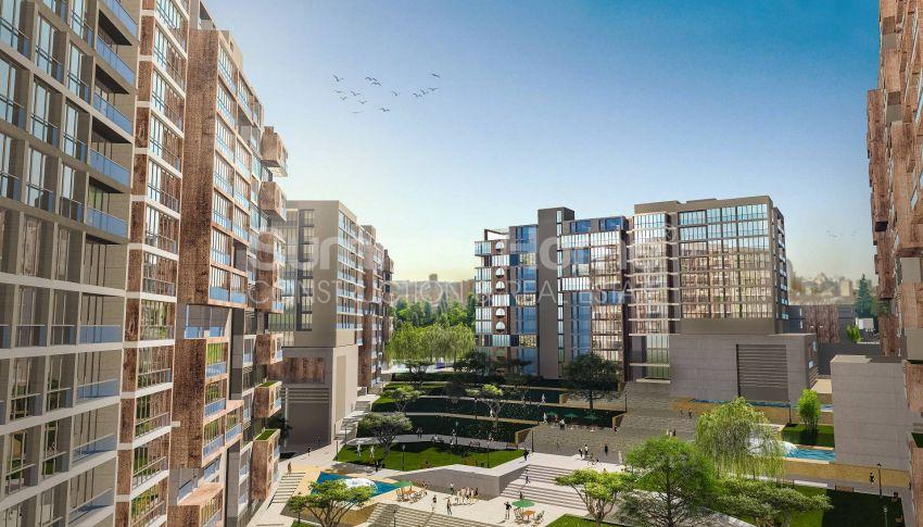 Appartements de haut standing à proximité de toutes les commodités dans le centre d'Istanbul general - 2