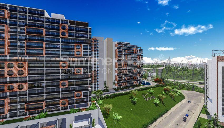 Appartements de haut standing à proximité de toutes les commodités dans le centre d'Istanbul general - 3