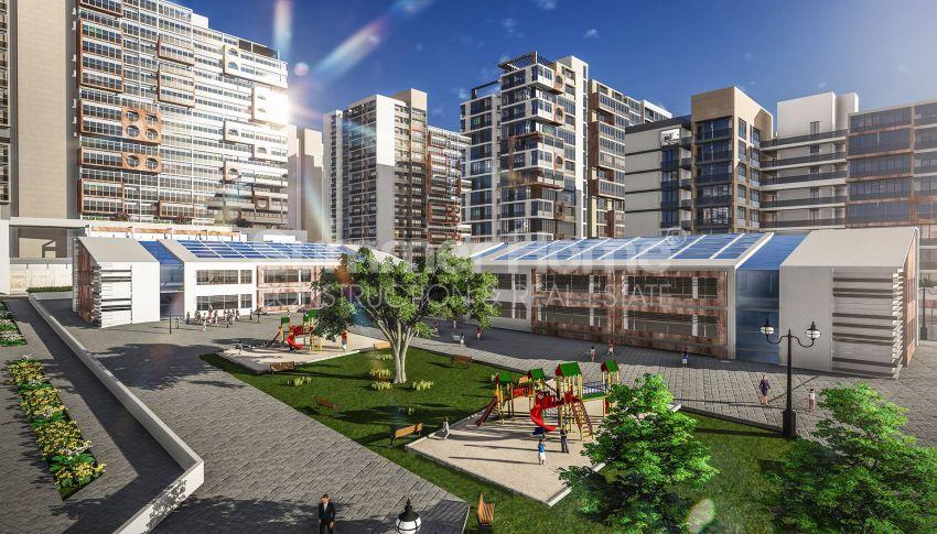 Appartements de haut standing à proximité de toutes les commodités dans le centre d'Istanbul general - 4