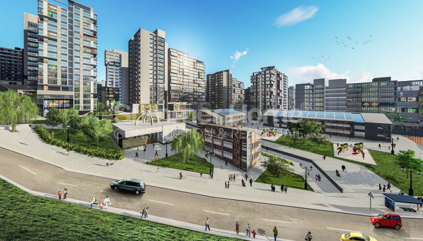 Appartements de haut standing à proximité de toutes les commodités dans le centre d'Istanbul general - 5