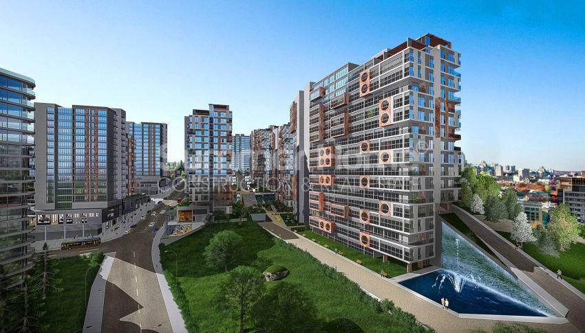 Appartements de haut standing à proximité de toutes les commodités dans le centre d'Istanbul general - 6
