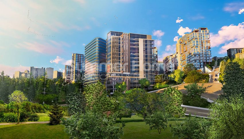 Appartements de haut standing à proximité de toutes les commodités dans le centre d'Istanbul general - 8