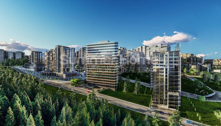 Appartements de haut standing à proximité de toutes les commodités dans le centre d'Istanbul general - 9