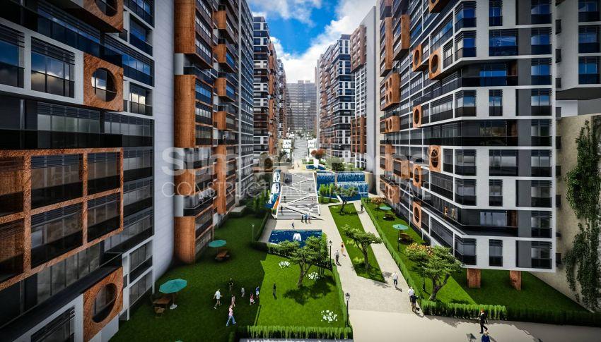Appartements de haut standing à proximité de toutes les commodités dans le centre d'Istanbul general - 10