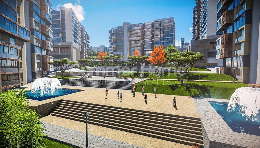 Appartements de haut standing à proximité de toutes les commodités dans le centre d'Istanbul general - 11
