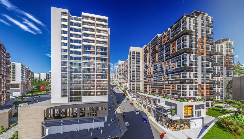 Appartements de haut standing à proximité de toutes les commodités dans le centre d'Istanbul general - 12