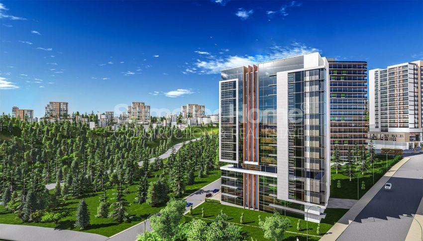 Appartements de haut standing à proximité de toutes les commodités dans le centre d'Istanbul general - 13