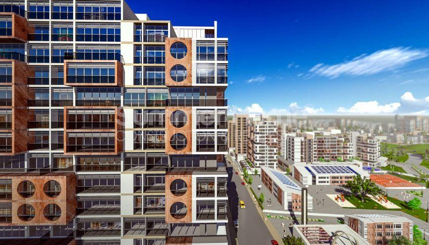 Appartements de haut standing à proximité de toutes les commodités dans le centre d'Istanbul general - 14
