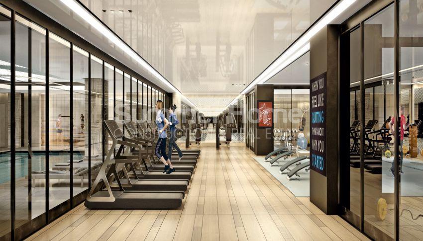 Nouveau projet de construction adapté à la vie à Sisli, Istanbul facility - 16