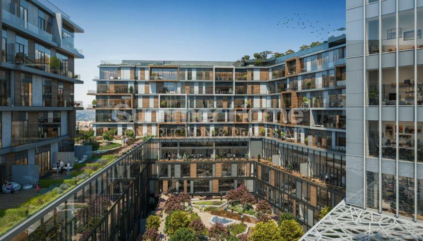 Nouveau projet de construction adapté à la vie à Sisli, Istanbul general - 1