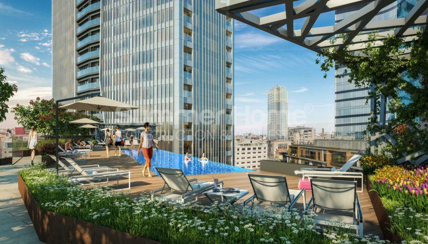 Nouveau projet de construction adapté à la vie à Sisli, Istanbul general - 2