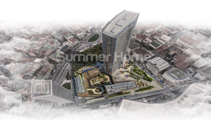 Nouveau projet de construction adapté à la vie à Sisli, Istanbul general - 3